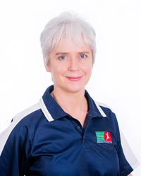 Berni Conlon, Physiotherapist