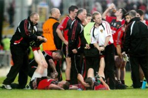 Pitch-side Physio Rules for GAA